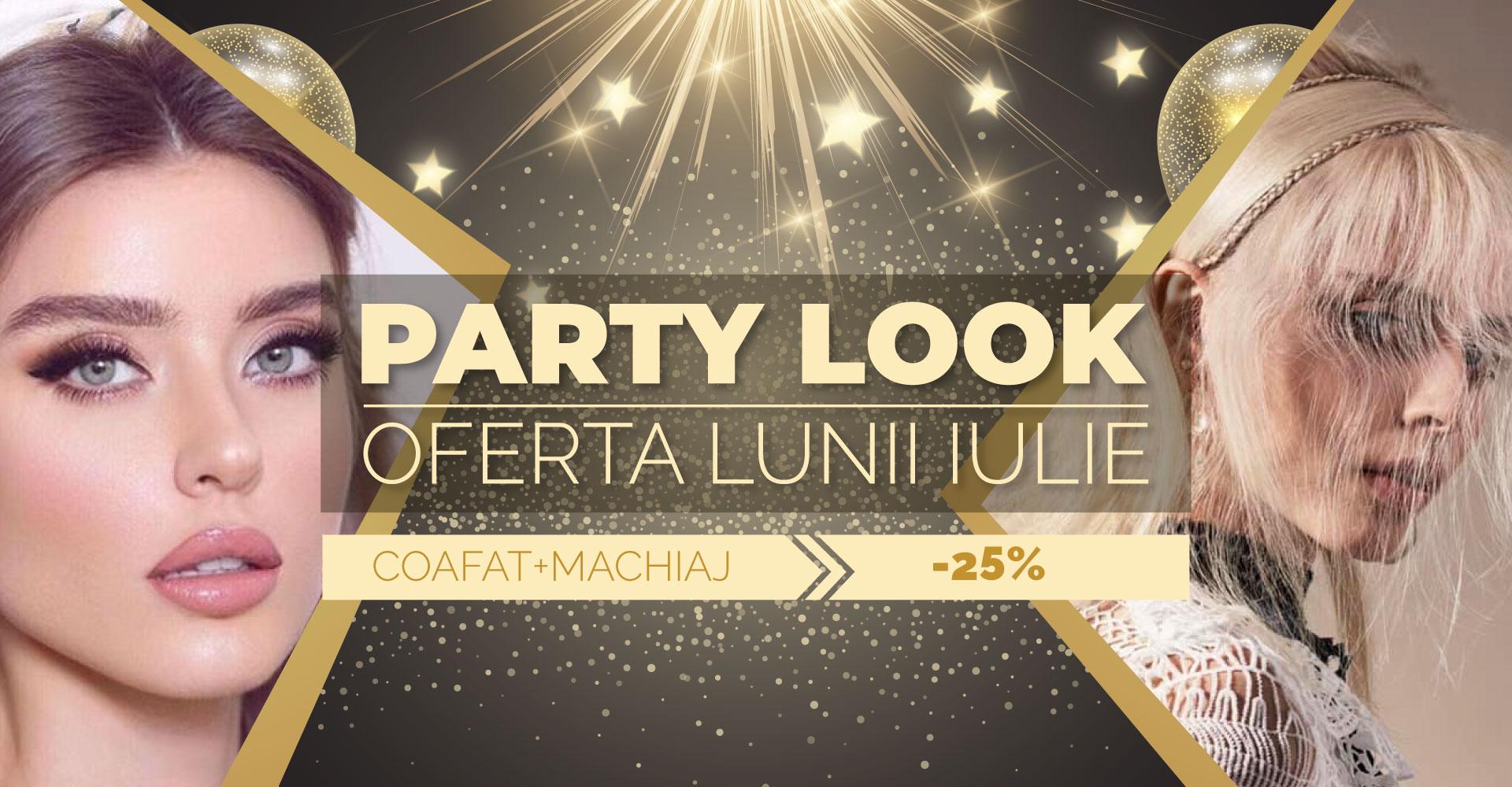 Oferta iulie Party Look