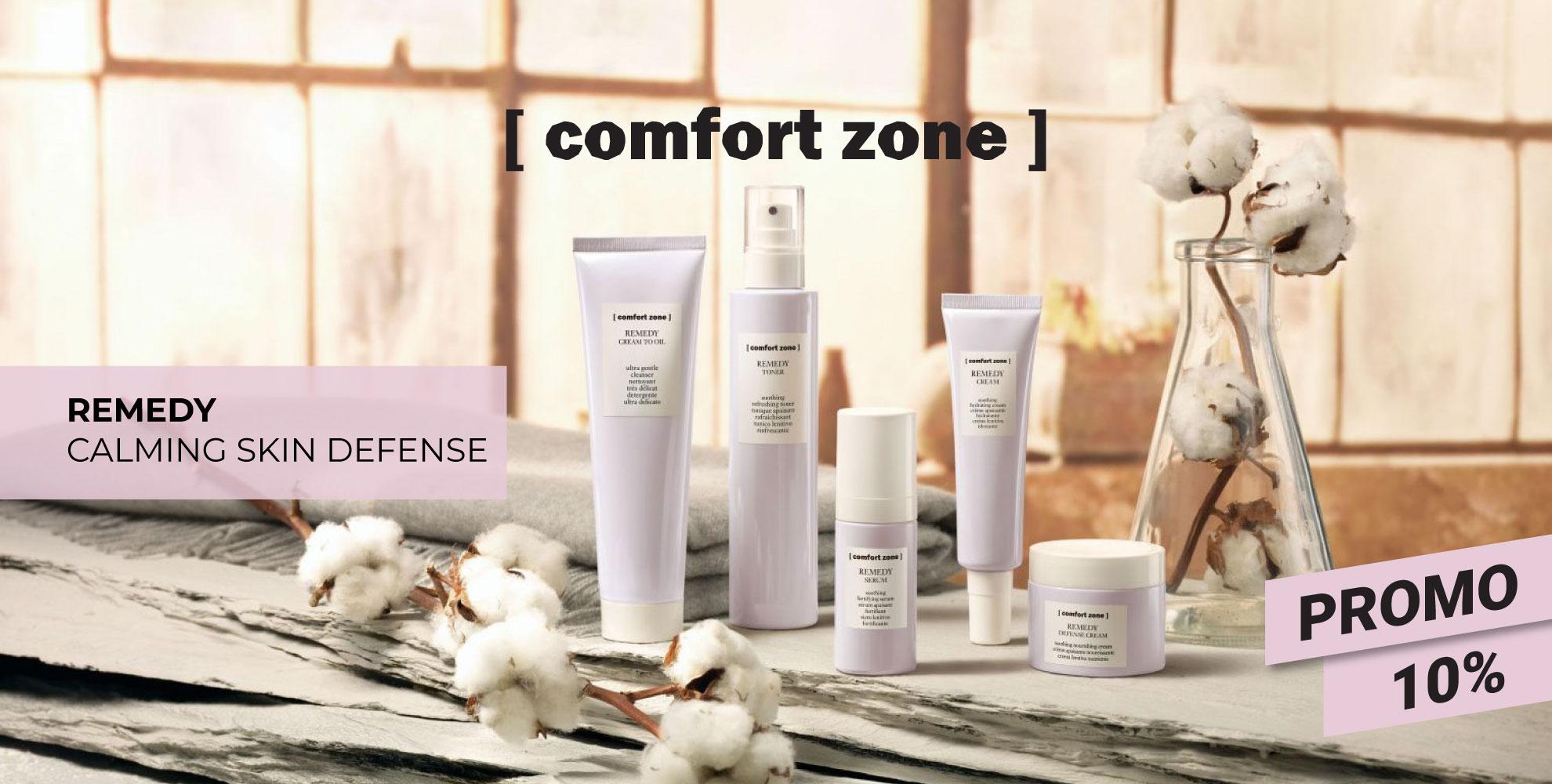 Comfort Zone Remedy